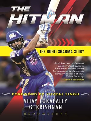 cover image of The Hitman