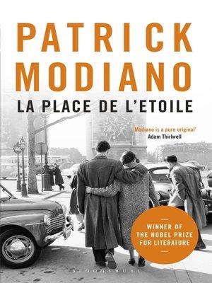 Patrick modiano overdrive rakuten overdrive ebooks - Patrick l etoile ...