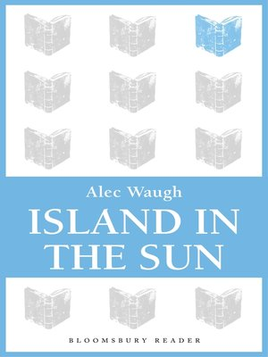 cover image of Island in the Sun