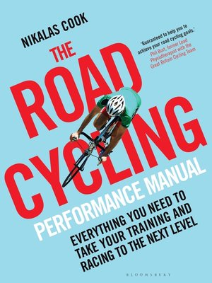 cover image of The Road Cycling Performance Manual