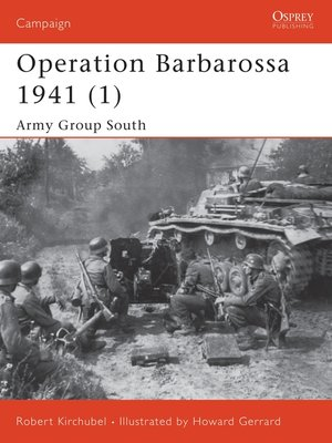 cover image of Operation Barbarossa 1941 (1)