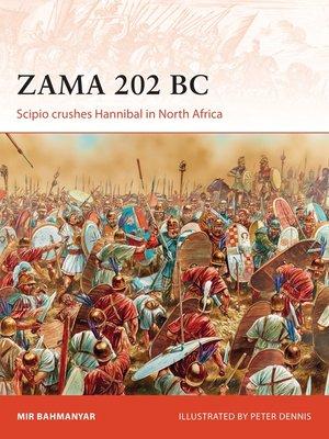 cover image of Zama 202 BC