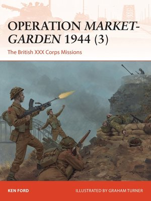 cover image of Operation Market-Garden 1944 (3)