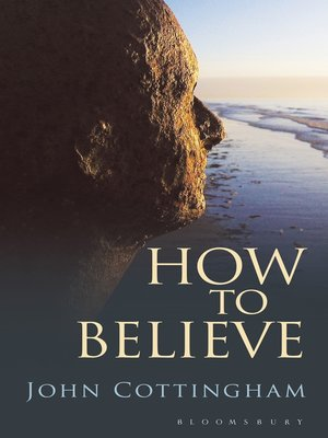 cover image of How to Believe