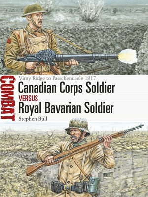 cover image of Canadian Corps Soldier vs Royal Bavarian Soldier