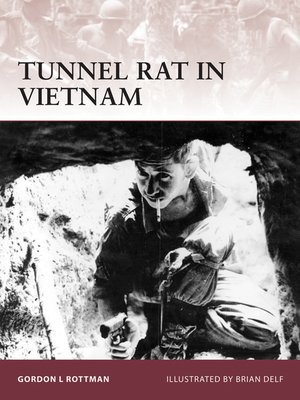 cover image of Tunnel Rat in Vietnam