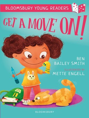cover image of Get a Move On!