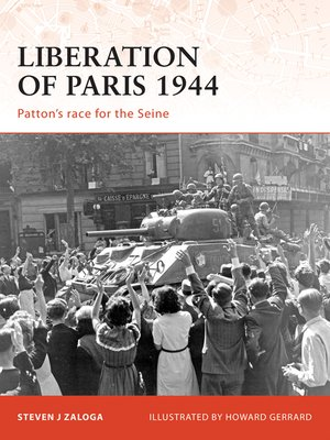 cover image of Liberation of Paris 1944