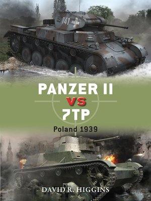 cover image of Panzer II vs 7TP