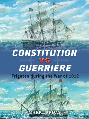 cover image of Constitution vs Guerriere