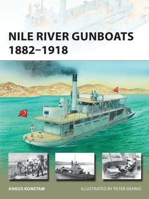 cover image of Nile River Gunboats 1882–1918