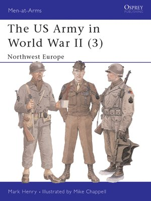 cover image of The US Army in World War II (3)