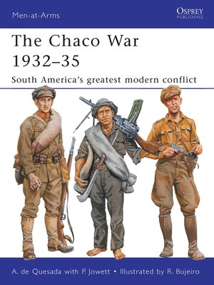 cover image of The Chaco War 1932–35