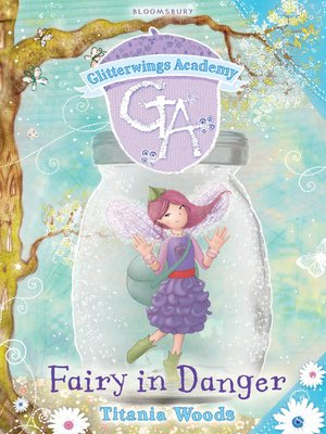 cover image of Fairy in Danger