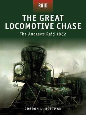 cover image of The Great Locomotive Chase