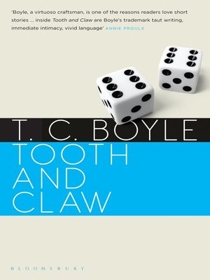 cover image of Tooth and Claw