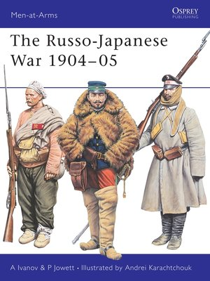 cover image of The Russo-Japanese War 1904–05