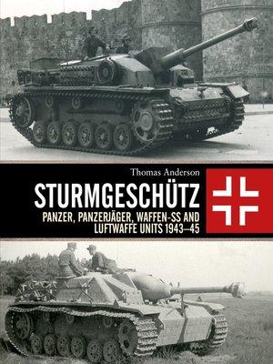 cover image of Sturmgeschütz