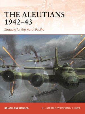 cover image of The Aleutians 1942–43