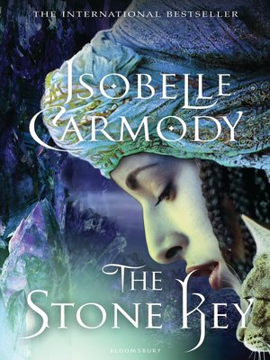 cover image of The Stone Key
