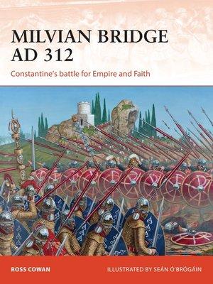 cover image of Milvian Bridge AD 312