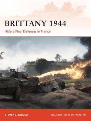 cover image of Brittany 1944