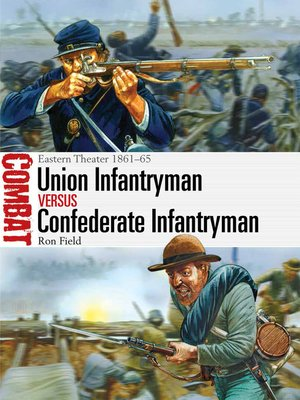 cover image of Union Infantryman vs Confederate Infantryman