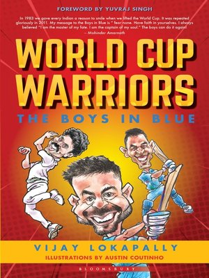 cover image of World Cup Warriors