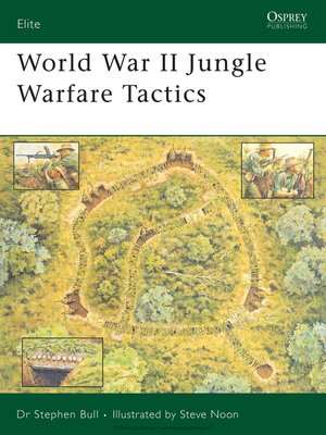 cover image of World War II Jungle Warfare Tactics