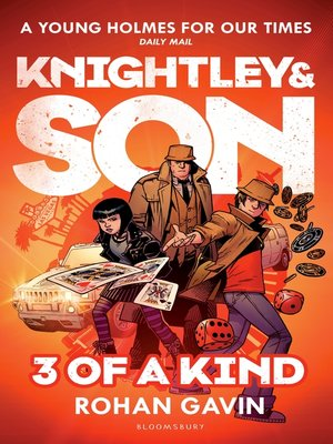 cover image of 3 of a Kind