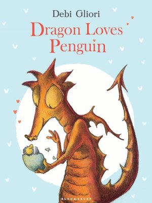 cover image of Dragon Loves Penguin