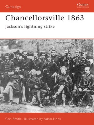 cover image of Chancellorsville 1863