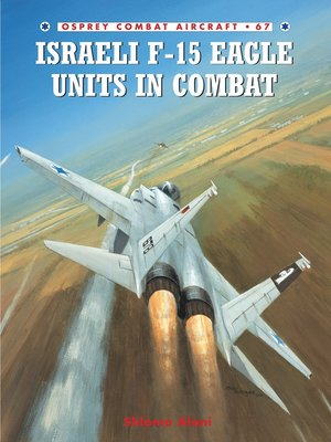 cover image of Israeli F-15 Eagle Units in Combat