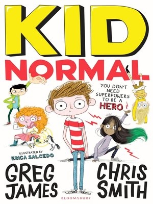 cover image of Kid Normal