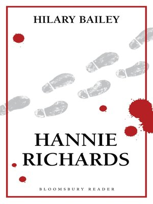 cover image of Hannie Richards