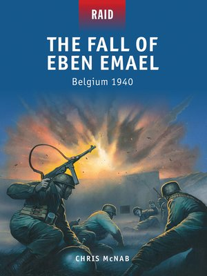 cover image of The Fall of Eben Emael