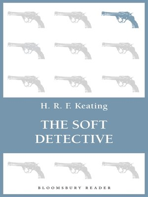 cover image of The Soft Detective