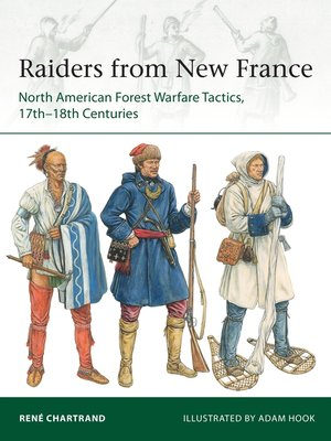 cover image of Raiders from New France