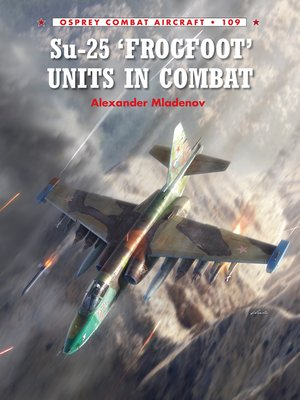 cover image of Su-25 'Frogfoot' Units In Combat