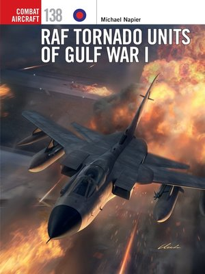 cover image of RAF Tornado Units of Gulf War I