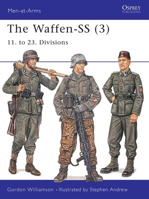 cover image of The Waffen-SS (3)
