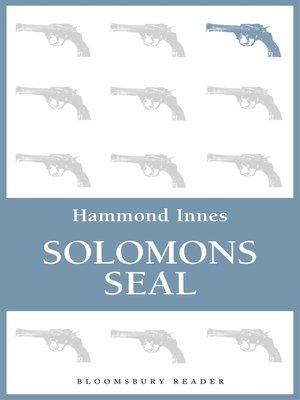 cover image of Solomons Seal