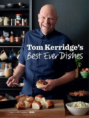cover image of Tom Kerridge's Best Ever Dishes