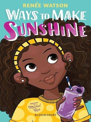 cover image of Ways to Make Sunshine
