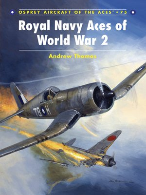 cover image of Royal Navy Aces of World War 2