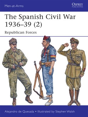 cover image of The Spanish Civil War 1936-39 (2)