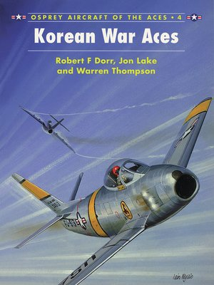 cover image of Korean War Aces