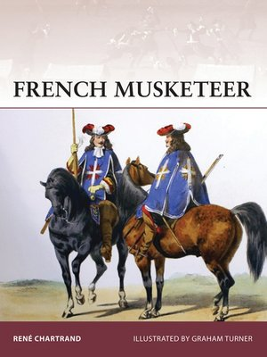 cover image of French Musketeer 1622-1775