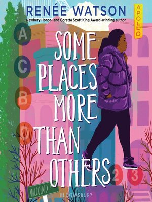 cover image of Some Places More Than Others