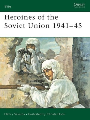 cover image of Heroines of the Soviet Union 1941–45